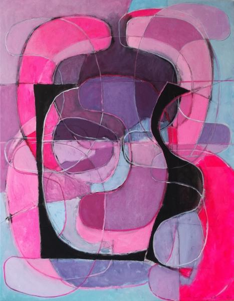 Dipinto ad acrilico su tela di Stefano Meriggi - 2020